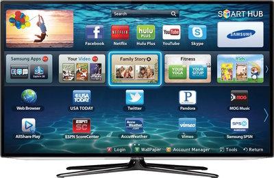Samsung UN60ES6100F tv