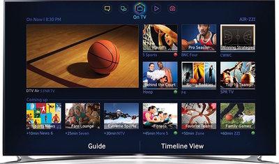Samsung UN55F8000BF tv