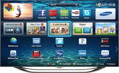 Samsung UN60ES8000F tv
