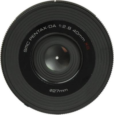 Pentax smc DA 40mm F2.8 XS Lens lens