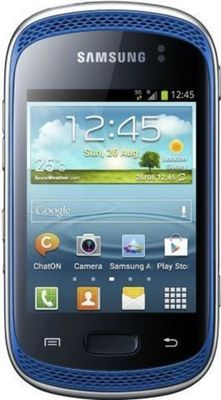 Samsung galaxy music front small