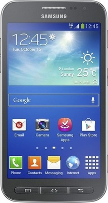 Samsung galaxy core advance front small
