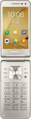 Samsung galaxy folder 2 front small