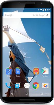 Motorola nexus 6 front small