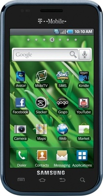 Samsung vibrant front small