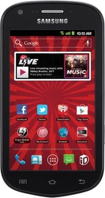 Samsung galaxy reverb front small