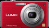 Panasonic Lumix DMC-FH3 digital camera
