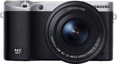 Samsung nx500 front small