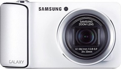 Samsung galaxy camera wi fi front small