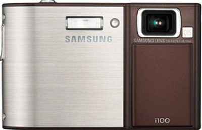 Samsung i100 digital camera