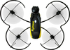 senseFly albris drone top