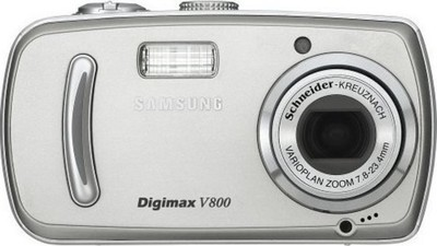 Samsung digimax v800 front small