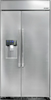 Dacor DYF42BSIWS refrigerator