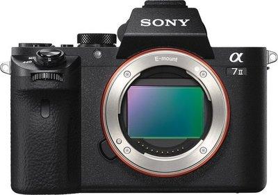Sony Alpha 7 II digital camera