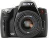 Sony Alpha DSLR-A390 digital camera