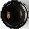 Minolta Auto Rokkor-PF 55mm f1.8 SR C (1965) lens
