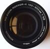 Minolta MD Zoom Rokkor(-X) 100-200mm f5.6 I (1977) lens