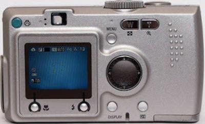Epson PhotoPC L-300 digital camera