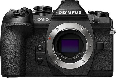 Olympus OM-D E-M1 Mark II digital camera