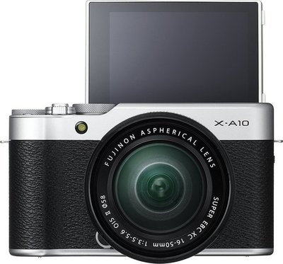 Fujifilm X-A10 digital camera