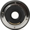 Olympus Zuiko Digital 25mm 1:2.8 Pancake lens rear