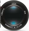 Leica Summarit-M 90mm F2.4 ASPH lens