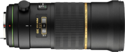 Pentax smc DA* 300mm F4.0 ED (IF) SDM lens