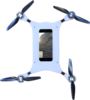 XCraft PhoneDrone Ethos drone