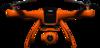 Wingsland Scarlet Minivet drone