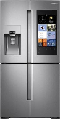 Samsung RF22K9581SR refrigerator