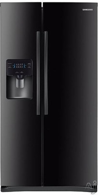 Samsung rs25h5000bc front small