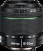 Pentax smc DA 18-55mm F3.5-5.6 AL lens top