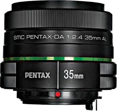 Pentax smc DA 35mm F2.4 AL lens