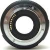 Olympus Zuiko Digital ED 50mm 1:2.0 Macro lens rear