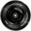 Sony E 16-50mm F3.5-5.6 PZ OSS lens
