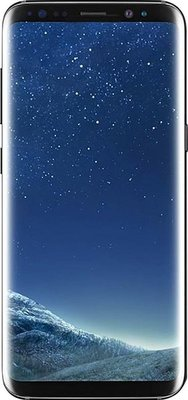 Samsung galaxy s8 front small