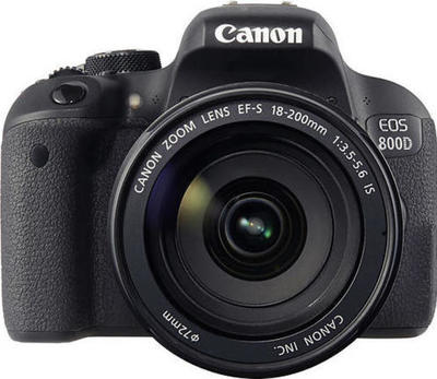 Canon EOS 800D digital camera
