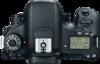 Canon EOS Rebel T6s digital camera top