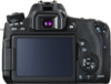 Canon EOS Rebel T6s digital camera rear
