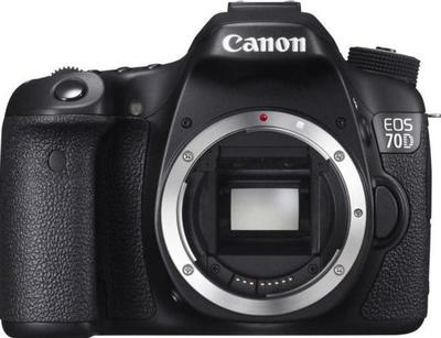 Canon EOS 70D digital camera