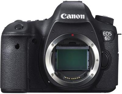 Canon EOS 6D digital camera