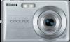 Nikon Coolpix S200 digital camera
