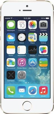 Apple iphone 5s front small