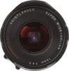 Voigtlander 15mm F4.5 Super Wide Heliar lens